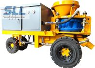 China Less Dust Wet Durable Concrete Spraying Machine High Concrete Strength factory