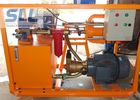 100 L/Min Output Cement Grouting Pump Machine For Underground Project
