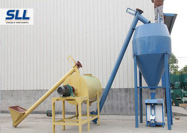 China Easy Operate Dry Mortar Mixer Machine , Dry Mixer Machine Less Space Demand distributor