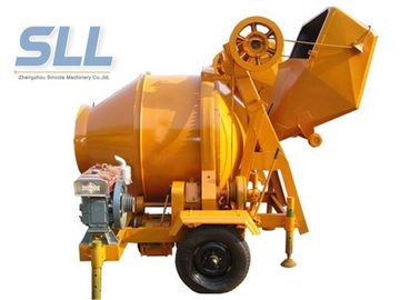 China JZC350 Easy Moving Self Loading Concrete Mixer Machine 2600*1950*2580mm distributor