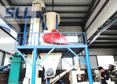 China Carbon Steel Material Dry Mortar Mixing Plant Special Design For Construction Project distributor
