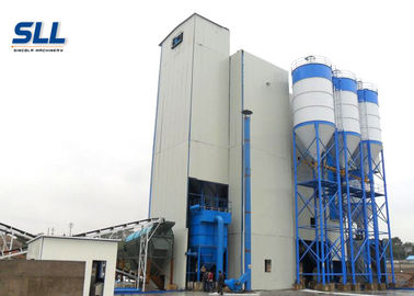 China Environmental Dry Mix Batching Plant / Dry Mix Mortar Plant Stable Performance distributor