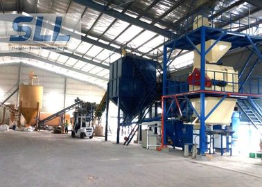 China Professional Design Dry Mix Mortar Production Line Durable Large Capacity distributor