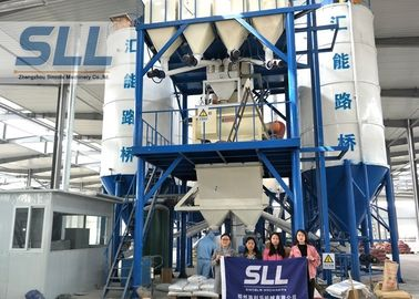 China 50T/H Production Capacity Dry Mix Mortar Production Line For Industrial distributor