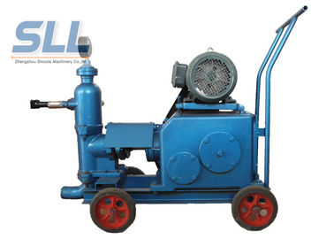China 4kw Construction Machine Cement Mortar Pump For Sand / Cement / Mortar distributor
