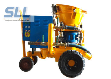 China Convenient Operation Concrete Spraying Machine For Dry / Damp / Wet Concrete Spray distributor