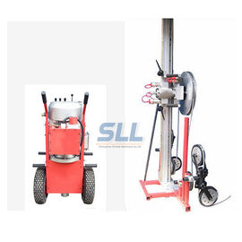 China Basalt Marble Granite Diamond Wire Saw Machine For Quarry Hydraulic Cutting distributor