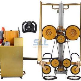 China SSJ-A1 Hydraulic Diamond Wire Saw Machine Concrete Cutting 9m Rope Length distributor